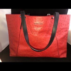 39d185165961 Bulgari Bags - Bvlgari Shopping Tote